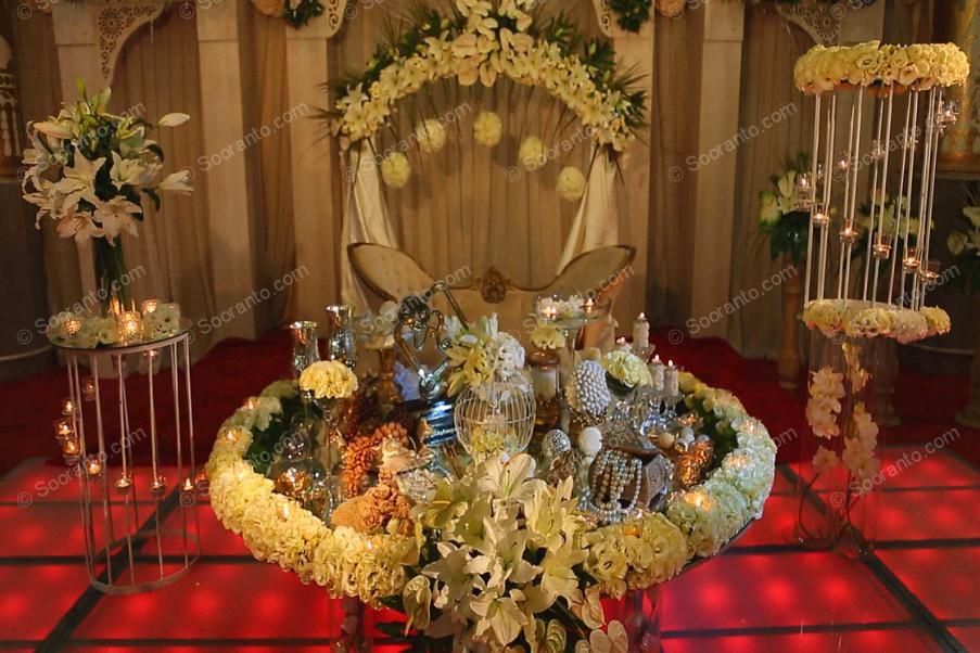 عکس سالن سالن مراسم تالار آناهیتا 3558