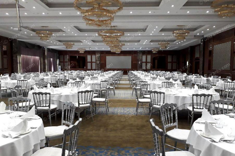 عکس سالن سالن بال روم A&B هتل آنا 2020