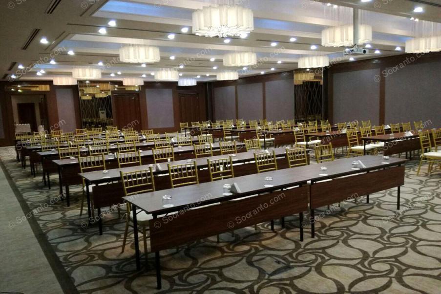 عکس سالن بال روم C هتل آنا 2011