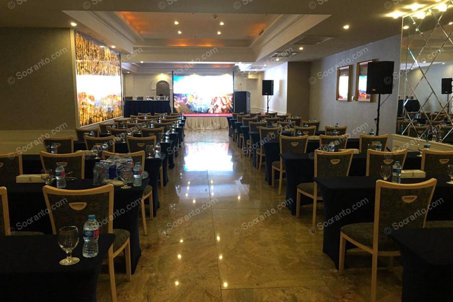 عکس سالن VIP لاتون هتل اسپیناس پالاس 2284