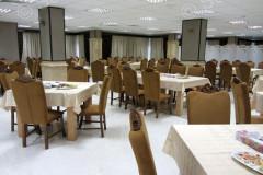 عکس سالن رستوران توسکا