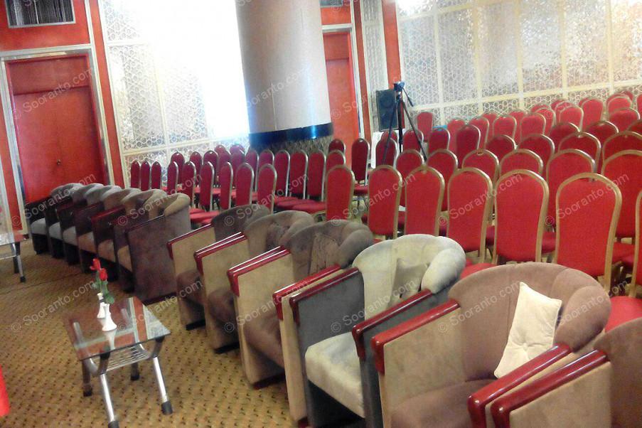 عکس سالن سالن همایش چشم انداز هتل پارسیان خزر 2386