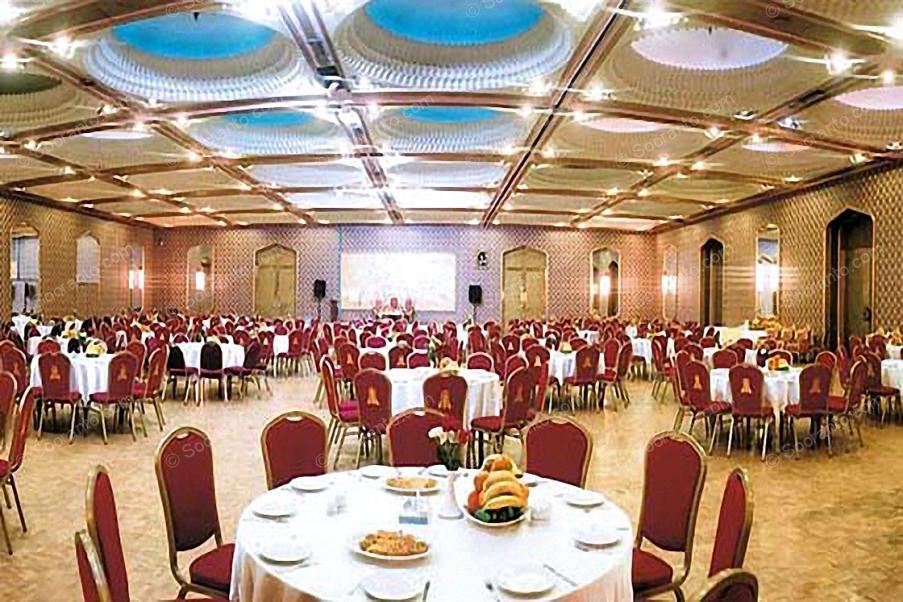 عکس سالن سالن دریای نور هتل استقلال 2353