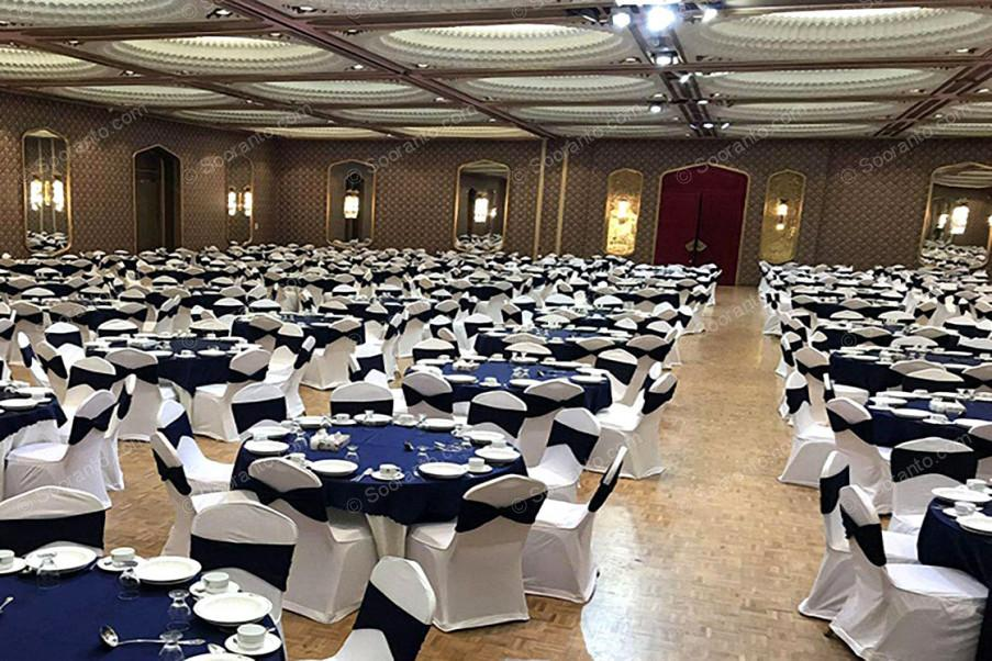 عکس سالن سالن دریای نور هتل استقلال 2357