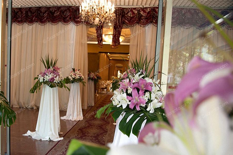 عکس سالن سالن دریای نور هتل استقلال 2358