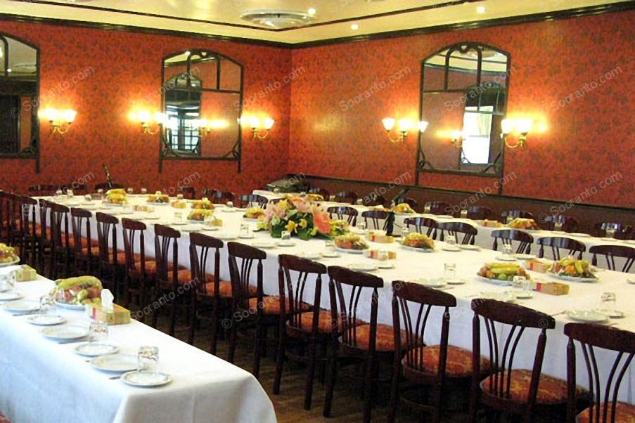 عکس سالن سالن نوفل لوشاتو هتل استقلال 2362