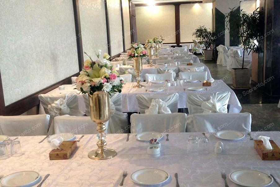 عکس سالن سالن یاس شماره یک هتل استقلال 2368