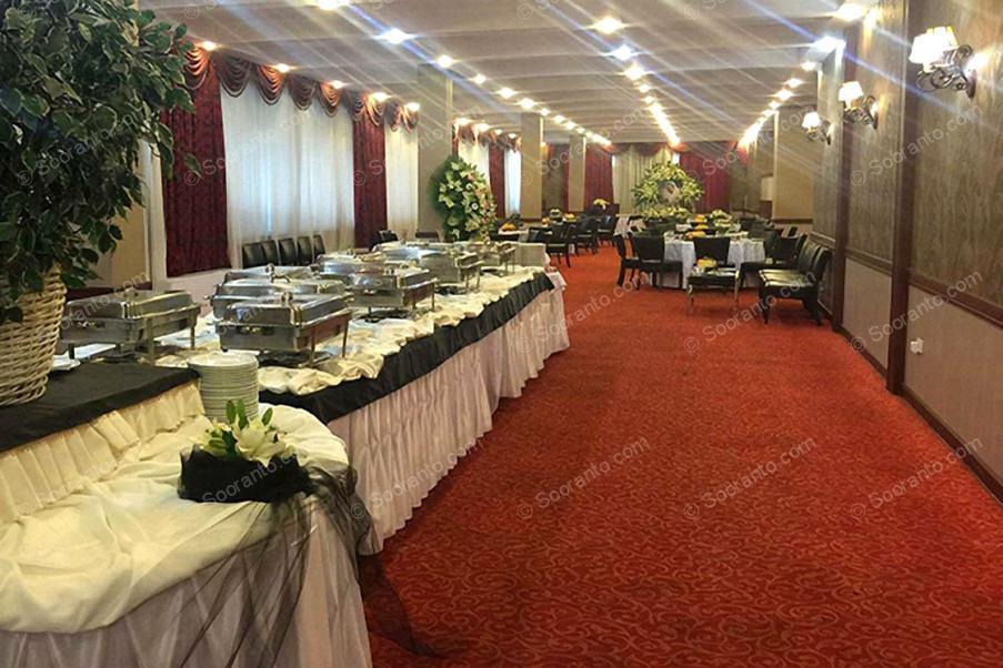 عکس سالن سالن یاس شماره یک هتل استقلال 2369