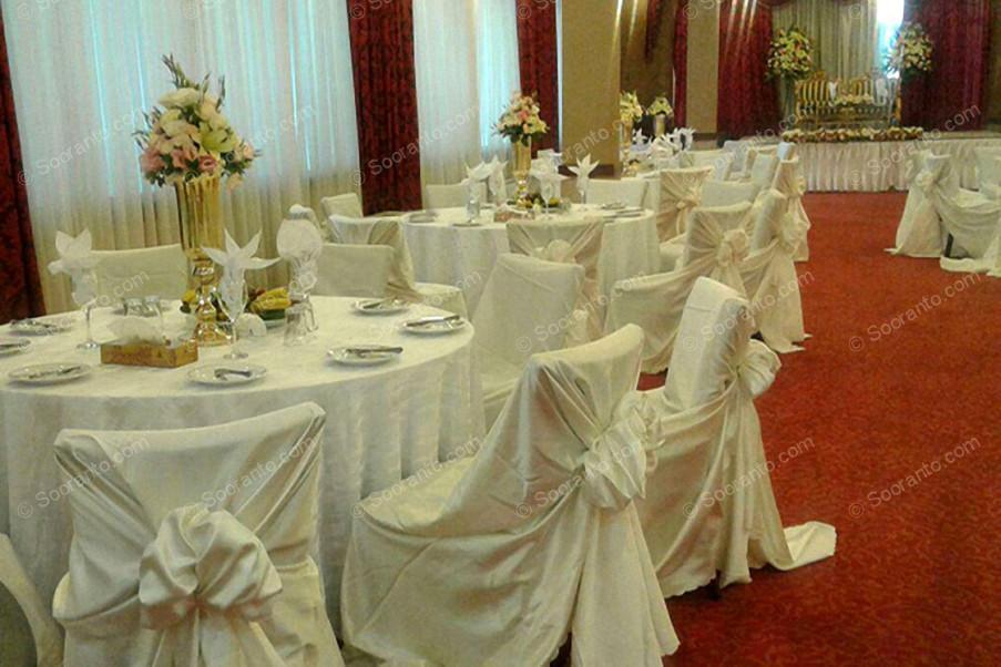 عکس سالن سالن یاس شماره یک هتل استقلال 2372