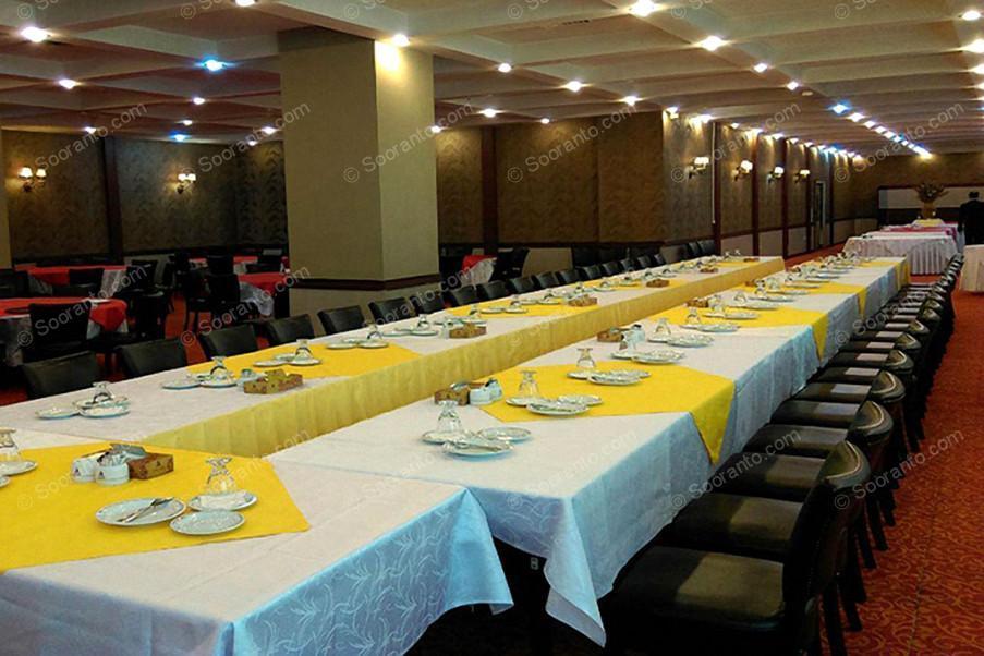 عکس سالن سالن یاس شماره دو هتل استقلال 2375