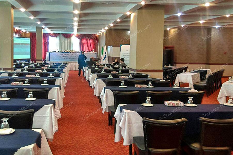عکس سالن سالن یاس شماره دو هتل استقلال 2376