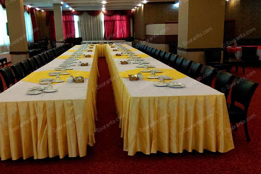 عکس سالن سالن یاس شماره دو هتل استقلال 2377
