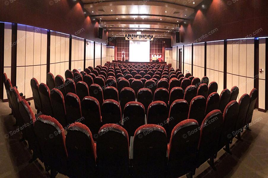 عکس سالن سالن آمفی تئاتر هتل شایان 2341