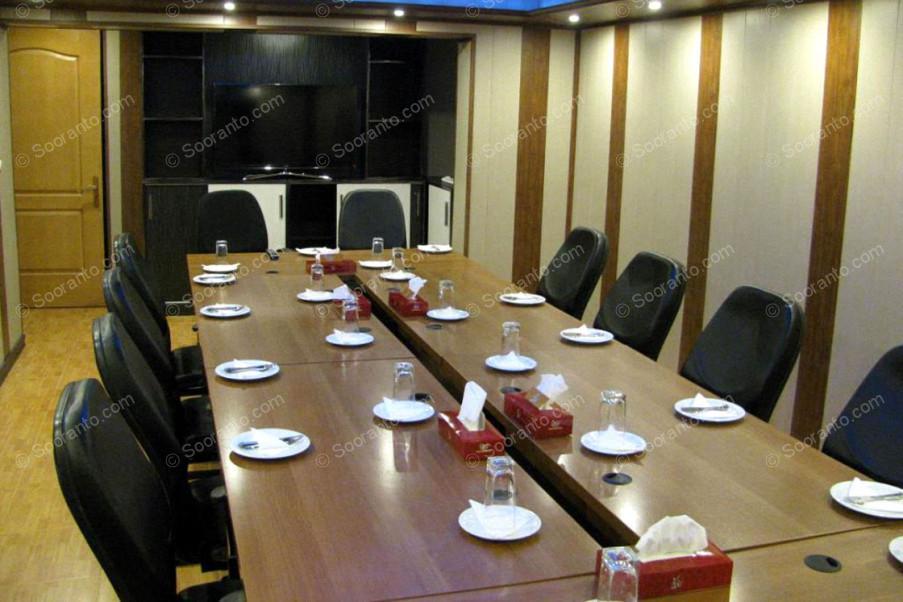عکس سالن همایش هتل سفیدکنار 2491