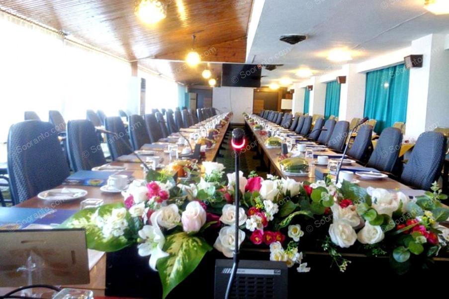عکس سالن همایش هتل سفیدکنار 2492