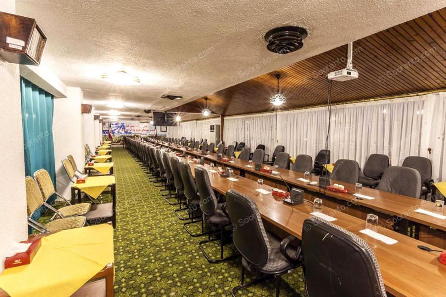 عکس سالن همایش هتل سفیدکنار 2494