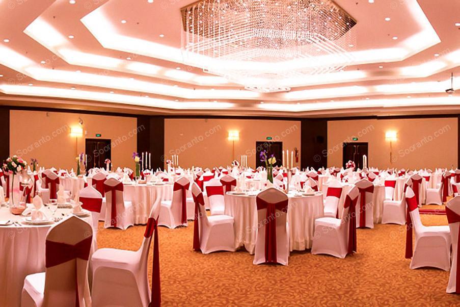 عکس سالن سالن زرین (همایش) هتل آزادی 3098