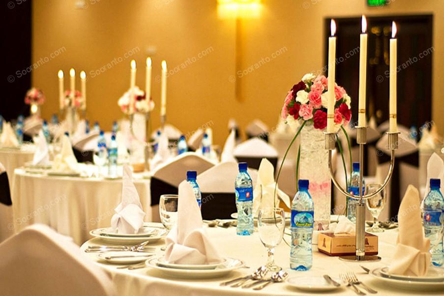 عکس سالن سالن زرین (همایش) هتل آزادی 3099