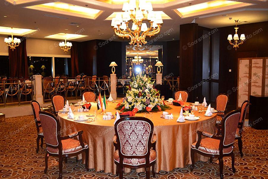 عکس سالن سالن پانیذ (ضیافتی) هتل آزادی 3114