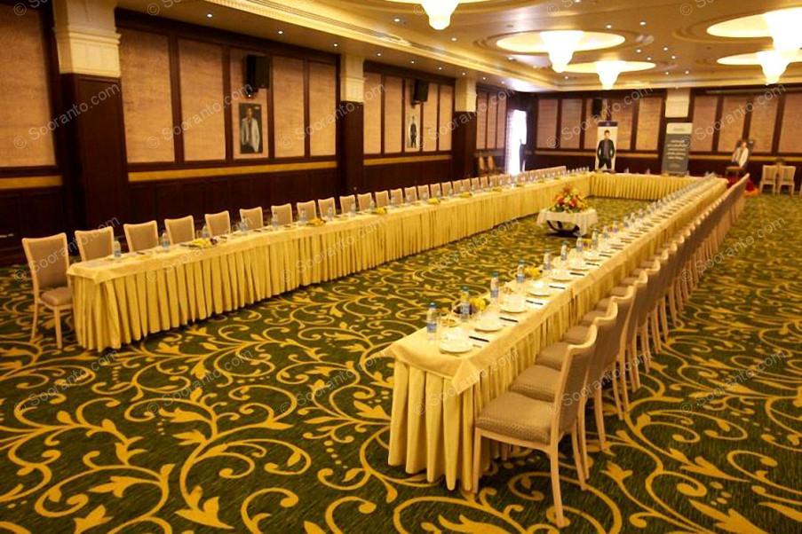 عکس سالن تالار پاسارگاد هتل اسپیناس خلیج فارس 3233