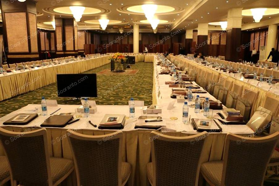 عکس سالن تالار پاسارگاد هتل اسپیناس خلیج فارس 3235