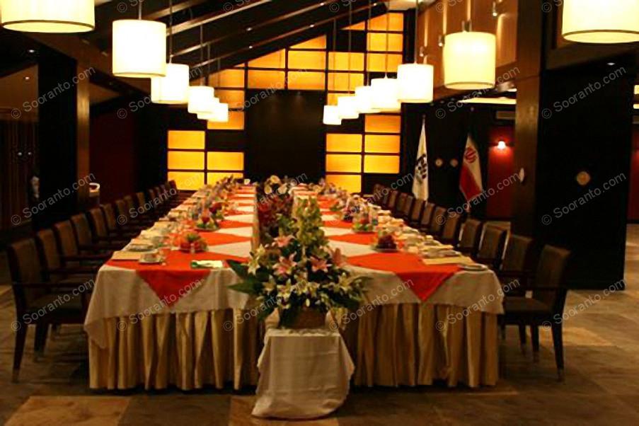 عکس سالن سالن لوشاتو هتل اسپیناس خلیج فارس 3246