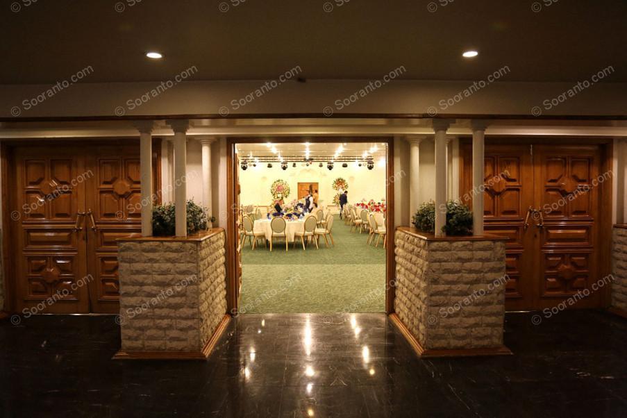 عکس سالن سالن مروارید هتل هما 3932