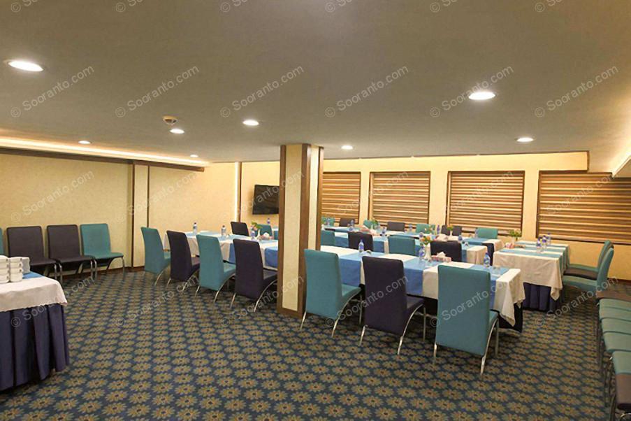 عکس سالن سالن ترنج هتل پارسیان کوثر 2655