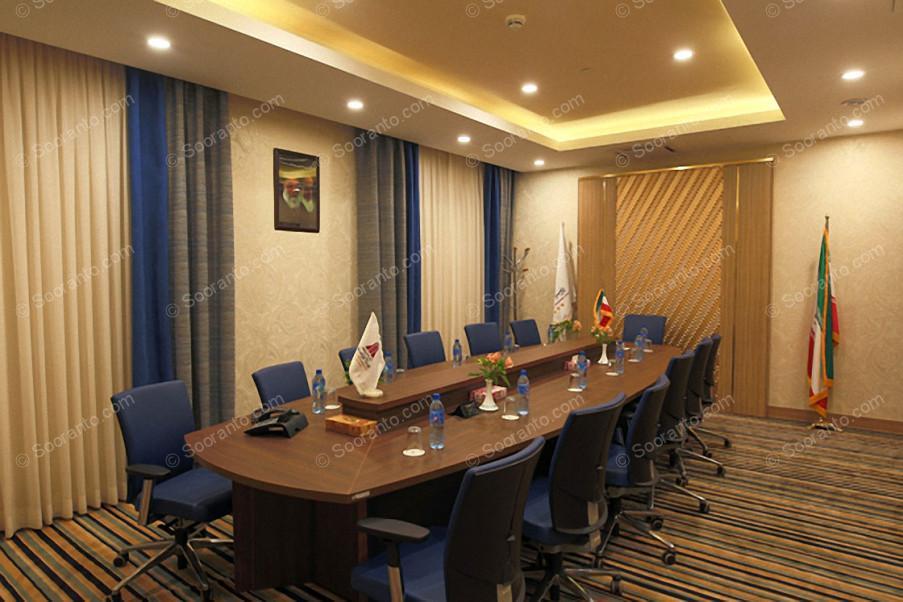 عکس سالن سالن vip فیروزه هتل پارسیان کوثر 2659