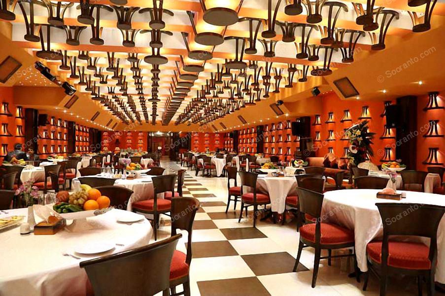 عکس سالن سالن دیپلمات (آقایان) هتل بین المللی بزرگ فردوسی 2691