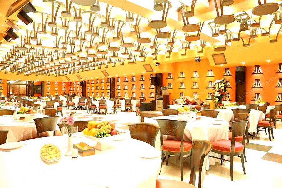 عکس سالن سالن جشن و عروسی (عروس دریا و دیپلمات) هتل بین المللی بزرگ فردوسی 2695