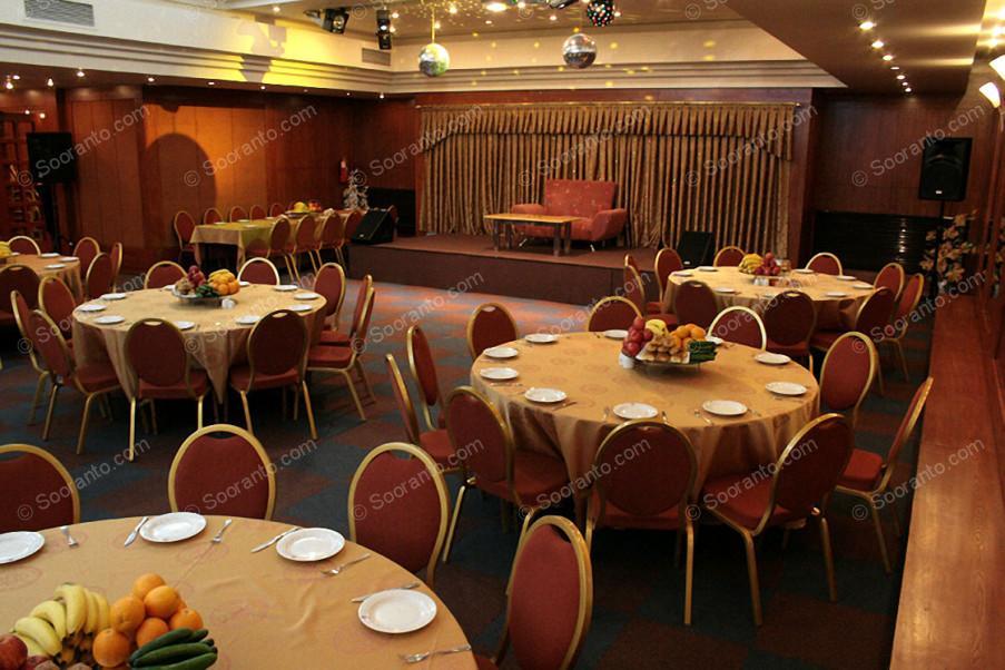 عکس سالن سالن ترمه هتل بزرگ 2931