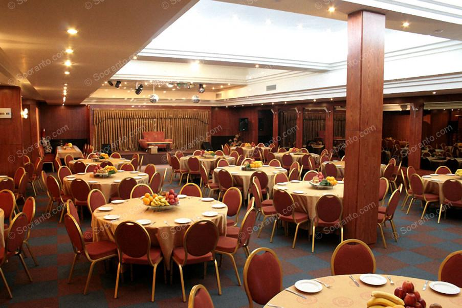 عکس سالن سالن ترمه هتل بزرگ 2932