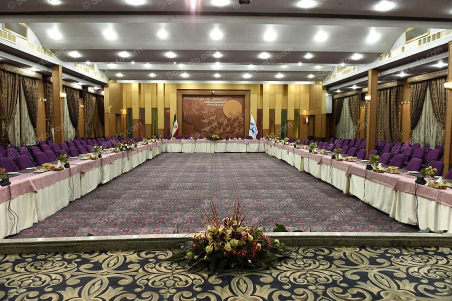 عکس سالن سالن اجتماعات هتل آسمان 3005