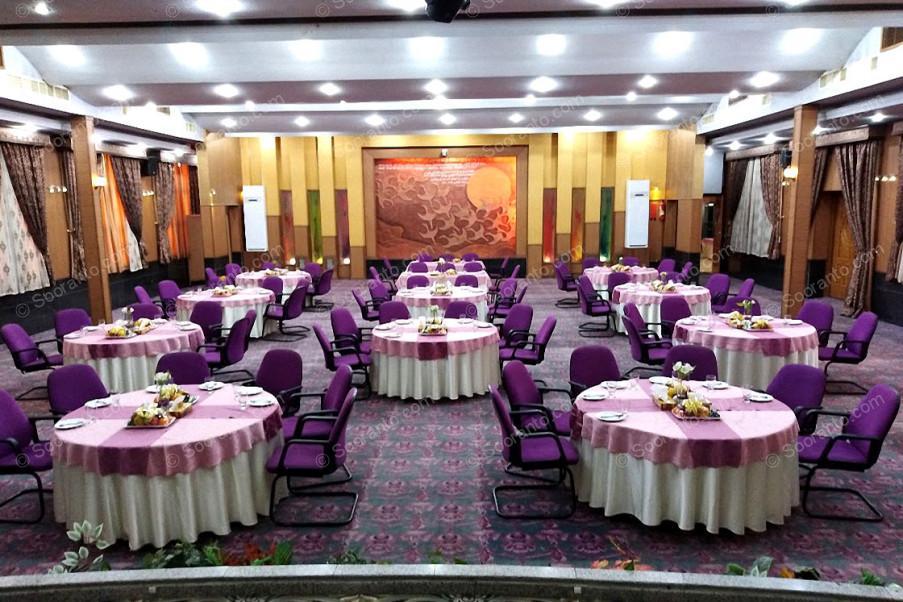 عکس سالن سالن اجتماعات هتل آسمان 3006