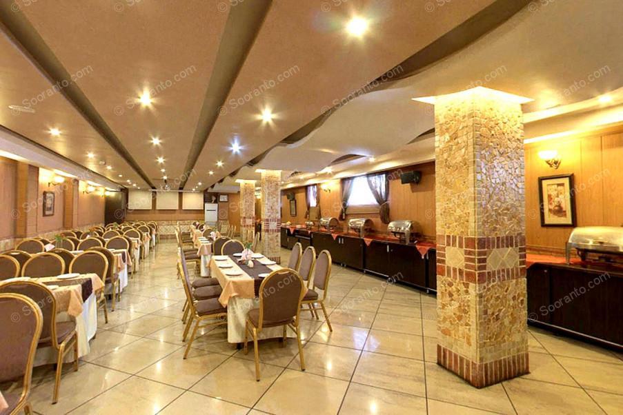 عکس سالن سالن مهتاب هتل آسمان 2996