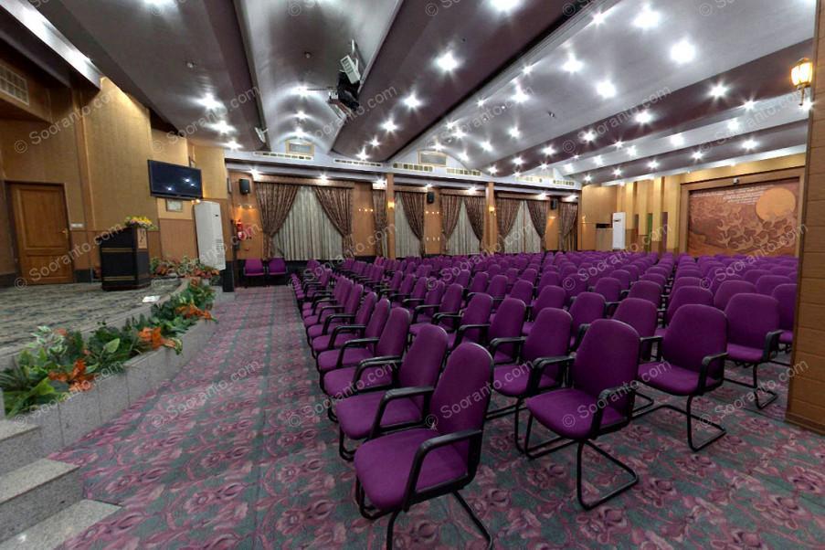 عکس سالن سالن اجتماعات (سینمایی) هتل آسمان 3002