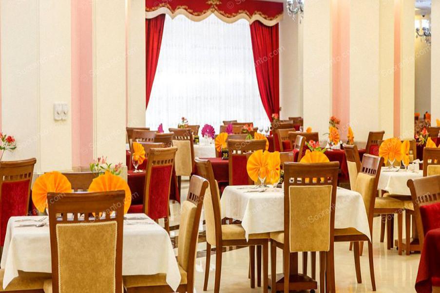 عکس سالن سالن ارکیده هتل پارسیس 3390