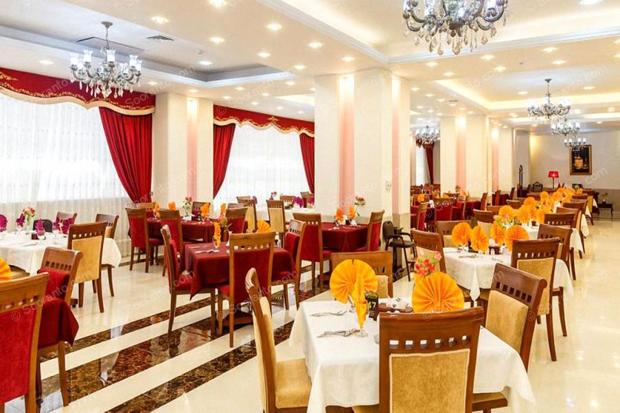 عکس سالن سالن ارکیده هتل پارسیس 3391