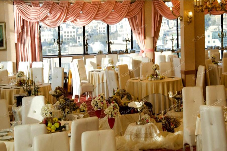عکس سالن سالن شرقی هتل برج سفید 3597