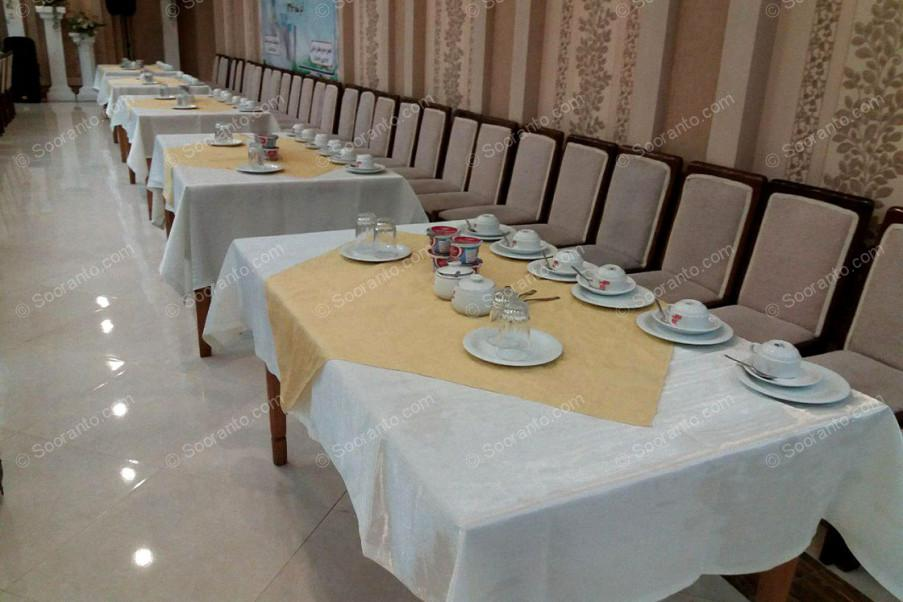 عکس سالن سالن کنفرانس شماره دو هتل بادله 3157