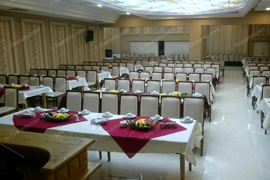 عکس سالن سالن کنفرانس شماره دو هتل بادله 3158