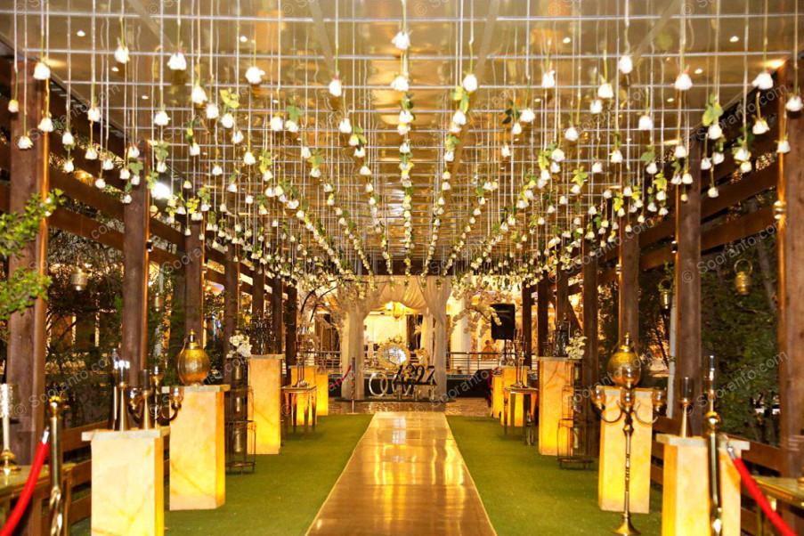 عکس سالن تالار چندمنظوره (دو سالن مجزا) باغ تالار سبز 3526