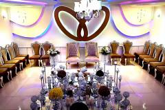 عکس سالن اتاق عقد