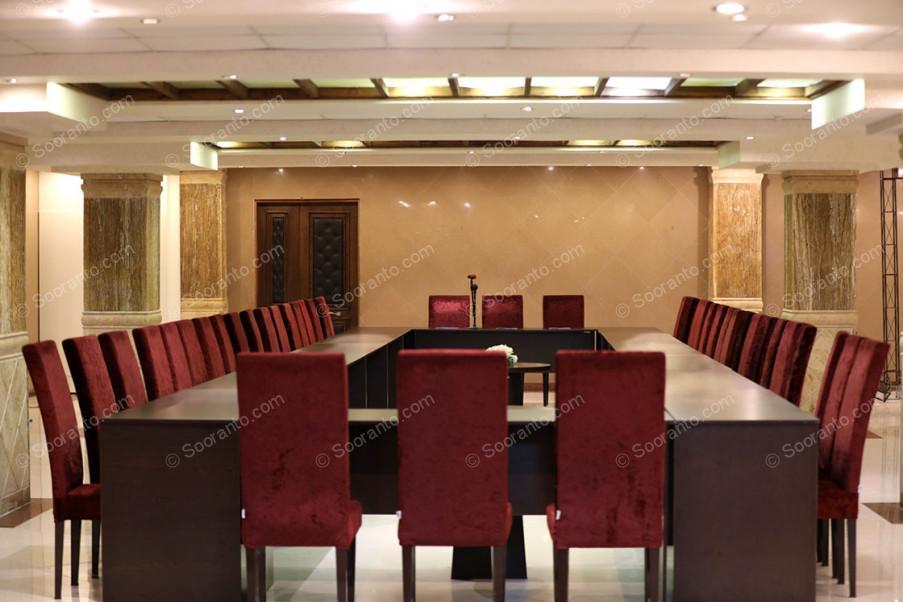 عکس سالن سالن میمنت دو هتل معین 3809