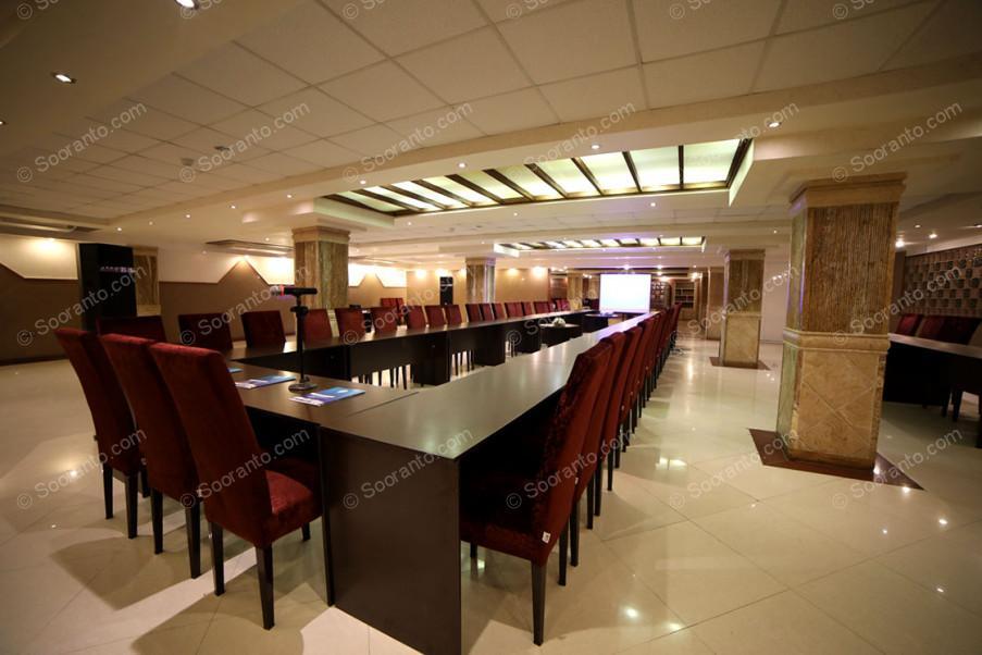 عکس سالن سالن میمنت دو هتل معین 3810