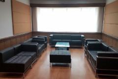 عکس سالن اتاق مذاکرات یک