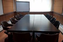 عکس سالن اتاق مذاکرات دو