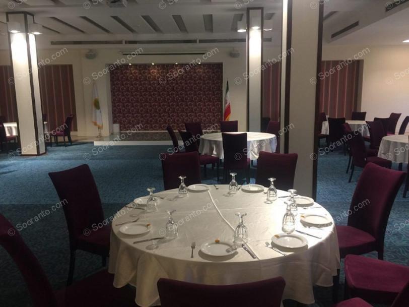 عکس سالن سالن چشم انداز یک و دو هتل ارگ جدید 4249
