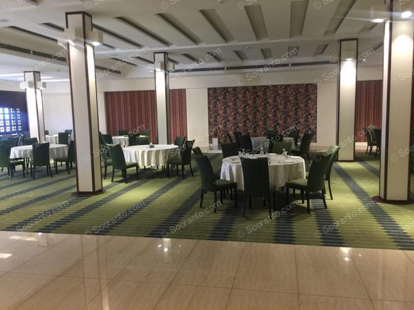 عکس سالن سالن چشم انداز یک و دو هتل ارگ جدید 4250